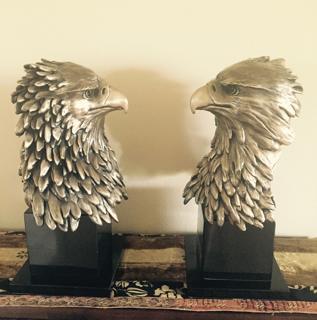 Bronze Eagles, Limited Edition, by Francis Jansen