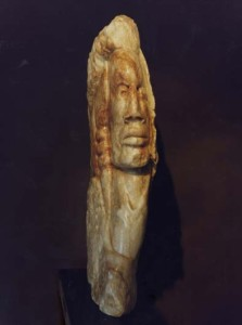 Geronimo Sculpture
