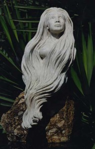 Sea Nymph Sculpture
