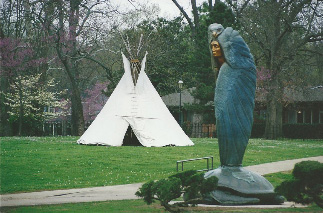 Monument to Forgiveness Sculpture