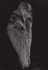 Ancient Winged One Sculpture