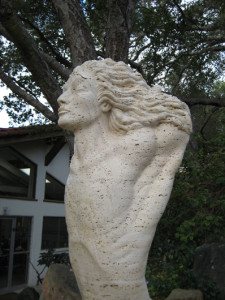 Arch Angel Sculpture